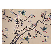 Buy Wendy Morrison Blossom Tree Rug, Pink Online at johnlewis.com