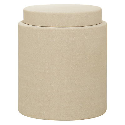 John Lewis Spa Mint Sandstone Storage Container