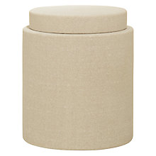 Buy John Lewis Spa Mint Sandstone Storage Container Online at johnlewis.com