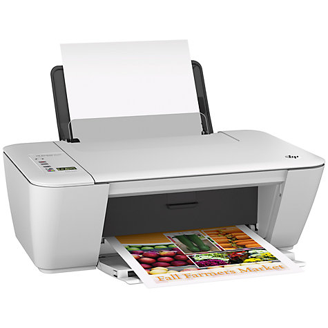 Buy HP Deskjet 2540 All-in-One Printer Online at johnlewis.com