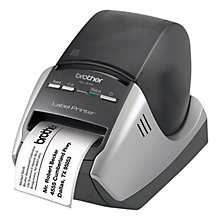 Buy Brother QL-570 Label Printer Online at johnlewis.com