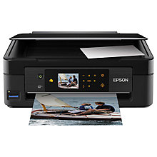 Buy Epson Expression Home XP-412 All-In-One Wireless Printer Online at johnlewis.com