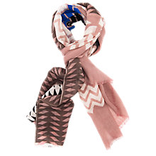 Buy French Connection Puzzle Scarf Online at johnlewis.com