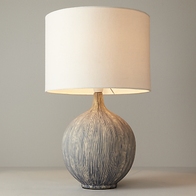 John Lewis Ebony Table Lamp