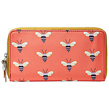 Buy Fossil Keyper Zip Clutch Purse Online at johnlewis.com
