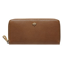 Buy Mulberry Tree Leather Zip Around Wallet Online at johnlewis.com