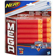 Buy Elite Mega Dart Refill Set, Pack of 10 Online at johnlewis.com