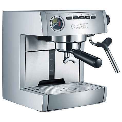 Buy Graef ES85 Espresso Coffee Machine Online at johnlewis.com