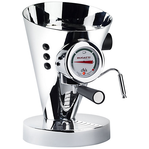 Buy Bugatti Diva Coffee Maker Online at johnlewis.com