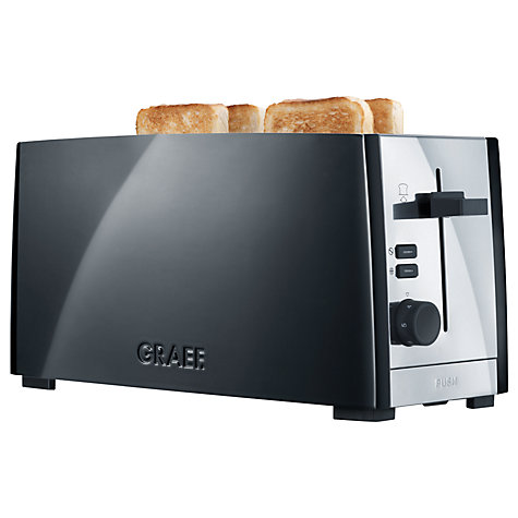 Buy Graef 4-Slice Long Slot Toaster Online at johnlewis.com