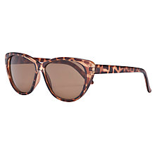 Buy John Lewis Girl Tortoise Shell Cat Eye Sunglasses, Brown Online at johnlewis.com