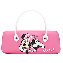 Buy John Lewis Girl Minnie Mouse Sunglasses Case, Pink Online at johnlewis.com