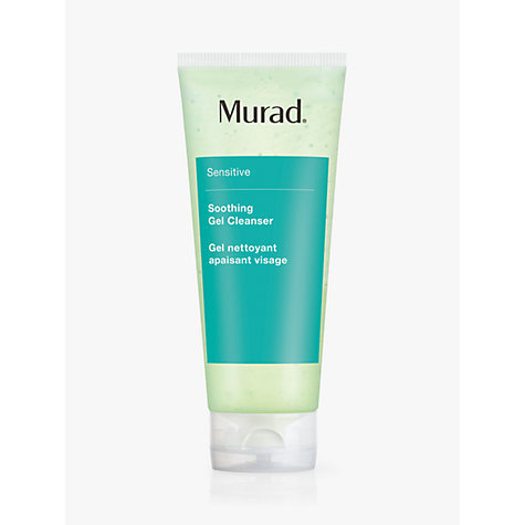 Buy Murad Soothing Gel Cleanser, 200ml Online at johnlewis.com
