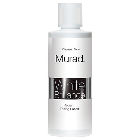 Buy Murad Radiant Toning Lotion, 180ml Online at johnlewis.com