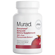 Buy Murad Pomphenol® Sunguard Dietary Supplement Online at johnlewis.com