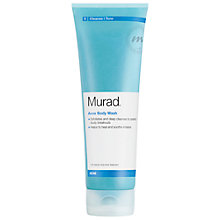 Buy Murad Acne Body Wash, 100ml Online at johnlewis.com