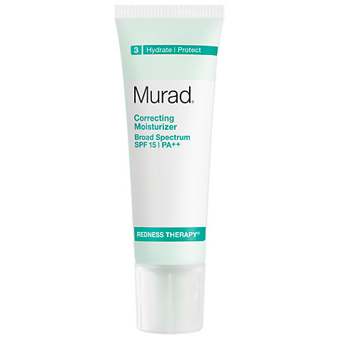 Buy Murad Correcting Moisturiser SPF 15 PA ++, 50ml Online at johnlewis.com