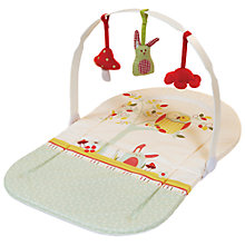 Buy Eastcoast Twilight Baby Changing Mat with Play Arch Online at johnlewis.com