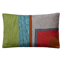 Buy John Lewis Frame Cushion, Multi Online at johnlewis.com