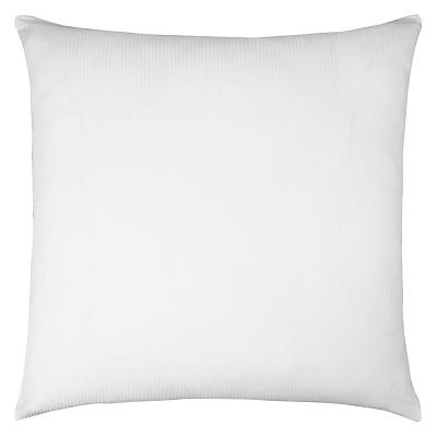 John Lewis Egyptian Cotton Square Pillow Liner, Pair