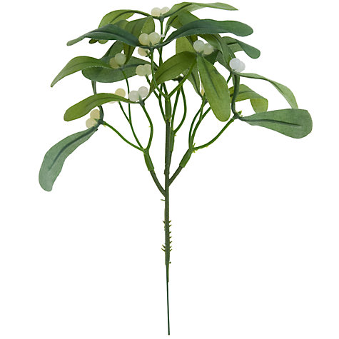 Buy John Lewis Mistletoe Christmas Decoration Online at johnlewis.com