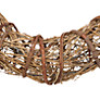 Buy John Lewis Large Bird's Nest Wreath, 30cm, Brown Online at johnlewis.com