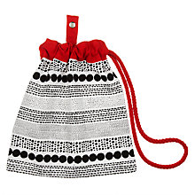 Buy House by John Lewis Bead Stripe Peg Bag Online at johnlewis.com