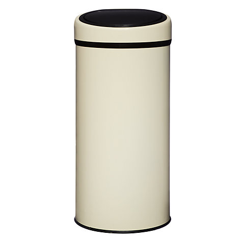 Buy John Lewis Touch Bin, 40L Online at johnlewis.com