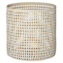 Buy John Lewis Maison Waste Paper Basket Online at johnlewis.com