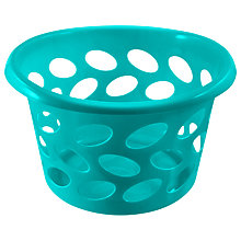 Buy John Lewis Round Laundry Basket Online at johnlewis.com