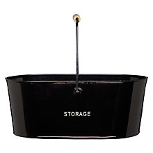 "Buy John Lewis Brooklyn ""Storage"" Trug Online at johnlewis.com"