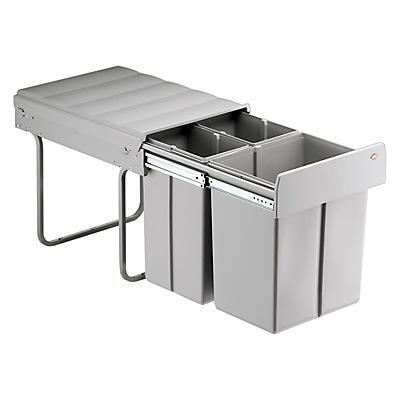 Wesco Built In Bio-Treble Bin, 40L