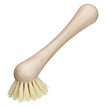 Buy John Lewis Brooklyn Wood Dish Brush Online at johnlewis.com