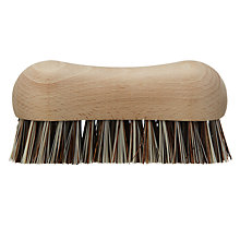 Buy John Lewis Brooklyn Wooden Scrubbing Brush Online at johnlewis.com