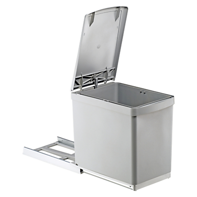 Wesco Built In Pull Out Bin, 16L