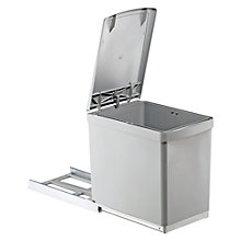 Buy Wesco Built In Pull Out Bin, 16L Online at johnlewis.com