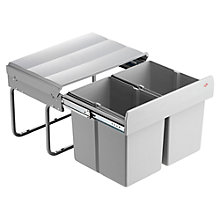 Buy Wesco Shorty Built In Manual Bin, 30L Online at johnlewis.com