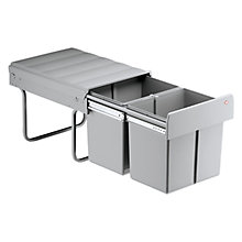 Buy Wesco Built In Bio-Double Master Bin, 32L Online at johnlewis.com