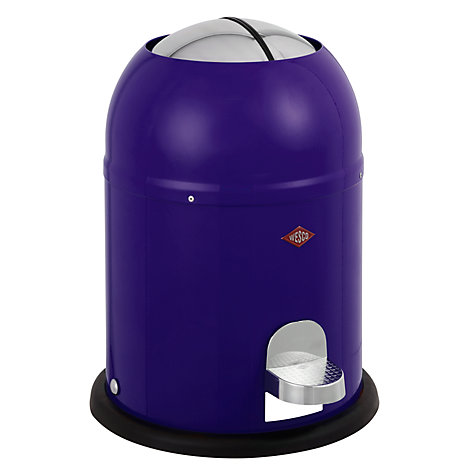 Buy Wesco Kickmaster Mini Bin, 9L Online at johnlewis.com