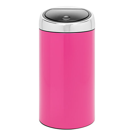 Buy Brabantia Touch Bin, 45L Online at johnlewis.com