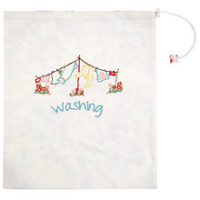Buy Cath Kidston Laundry Bag, Hampstead Rose Online at johnlewis.com