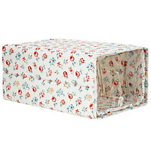 Buy Cath Kidston Shoe Box, Linen Sprig Online at johnlewis.com