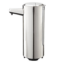 Buy simplehuman Rechargable Sensor Soap Pump Online at johnlewis.com