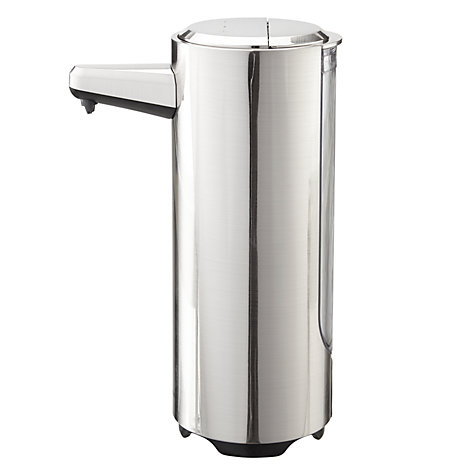 Buy Simplehuman Rechargable Sensor Soap Dispenser John Lewis