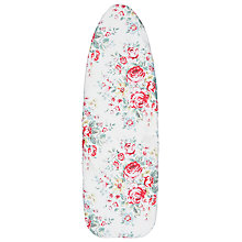 Buy Cath Kidston Ironing Board Cover, Hampstead Rose, L135 x W51cm Online at johnlewis.com