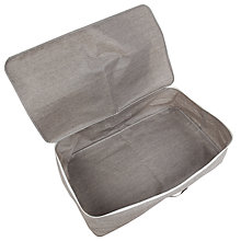 Buy John Lewis Fusion Underbed Storage Bag Online at johnlewis.com
