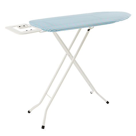 Buy John Lewis The Basics Ironing Board, L97 x W34cm Online at johnlewis.com