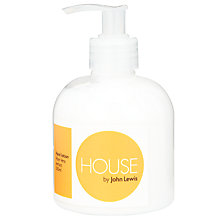 Buy House by John Lewis Hand Cream, 300ml Online at johnlewis.com