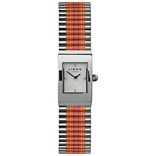 Buy Links of London Friendship Bracelet Rectangular Watch Online at johnlewis.com