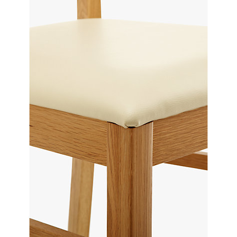 Buy John Lewis Alba Slat Back Dining Chair Online at johnlewis.com